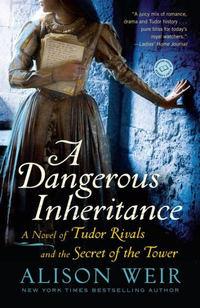 Novel Rival a dangerous inheritance a novel of tudor rivals and the