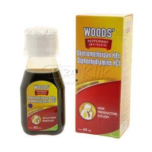 Sirup Obat Batuk Woods Tidak Berdahak Kemasan 60 Ml Woods Merah jual beli woods att syr 60ml k24klik