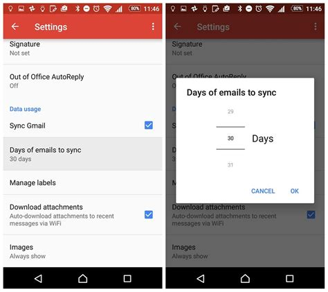 android gmail not syncing 10 gmail for android tips and tricks androidpit
