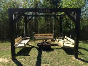 swing backyard best 25 pit swings ideas on backyard