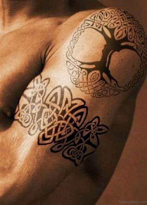celtic family tattoo designs 50 stylish tree tattoos on shoulder