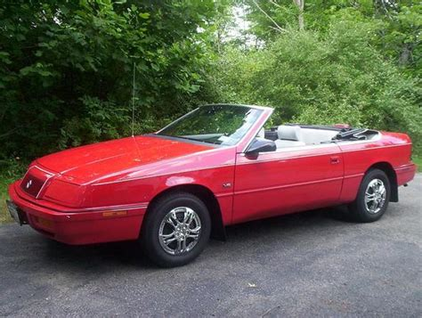 active cabin noise suppression 1992 chrysler lebaron auto manual my first convertible was a 1992 chrysler le baron in red my favorite things
