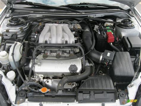2005 Chrysler Sebring Engine by 2005 Chrysler Sebring Limited Coupe 3 0 Liter Dohc 24