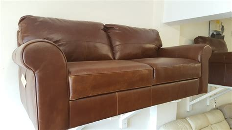 plus sofas heart of house salisbury tan leather sofa plus chair rrp 163 768