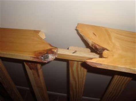 The Broken Bed Broken Bed Frame