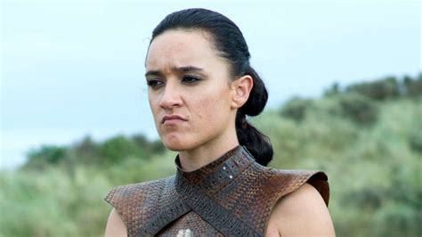 game of thrones obara sand actress obara sand played by keisha castle hughes on game of