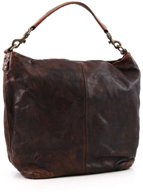 Tas Fossil Shopper Wine Leather Original Authentic 614 best tassen images on fashion handbags leather bags and leather tote handbags
