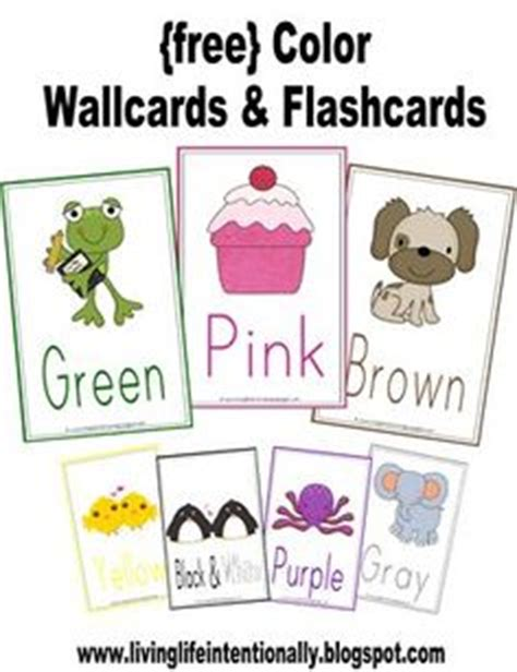 free printable color flashcards for toddlers printable numbers 1 20 flash cards from busy little bugs