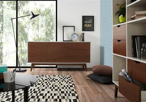 wohnzimmer 60er stil der 50er jahre stil liegt wieder voll im trend