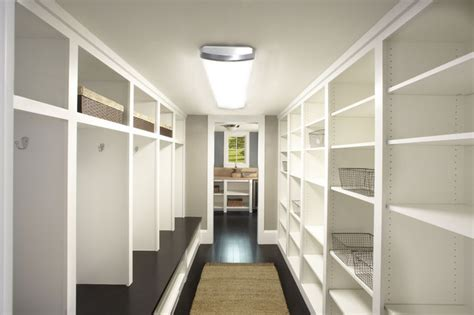 Mudroom Pantry by Tyrol Residence Closet Minneapolis By Tea2 Architects
