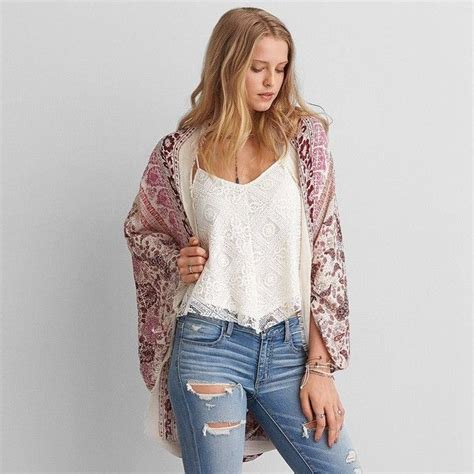 aeo patterned kimono 57 best new wardrobe images on pinterest casual clothes