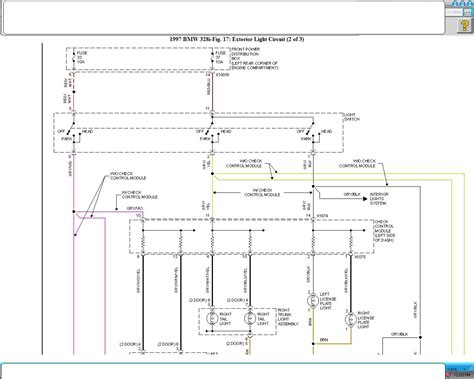 bmw wiring diagram system wiring i recently bought a 97 bmw 328i the lights 5
