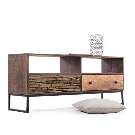 mobile basso soggiorno abuja 2c mobile basso vintage per soggiorno in legno