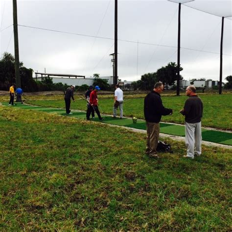 modern golf swing fundamentals the flagship cus outdoor golf training area opened by