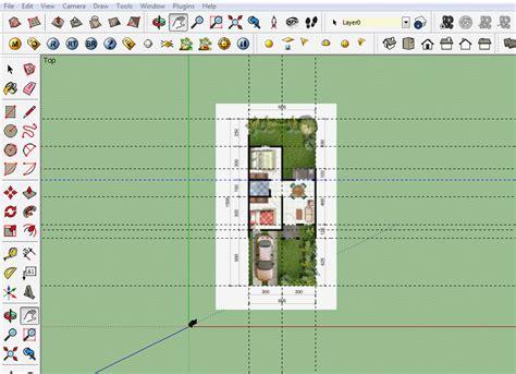 google sketchup tutorial part 2 67 cara membuat desain rumah sketchup belajar