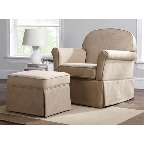 glider ottoman april 2015 swivel glider chair