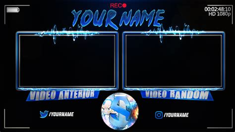 Outro Template Josemispartan By Josemidesigns On Deviantart Outros Templates