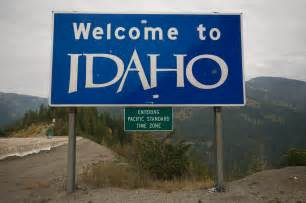 Welcome To Sign File Idaho Welcome Sign Jpg