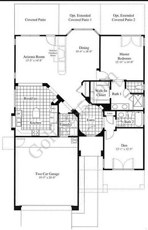 continental homes floor plans arizona traditions homes for sale real estate