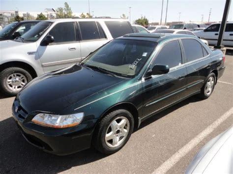 1999 honda accord v6 green had this exact car it was