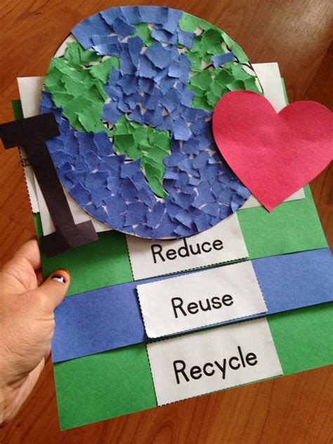 earth day arts and crafts for earth day craft for kindergarten craftshady craftshady