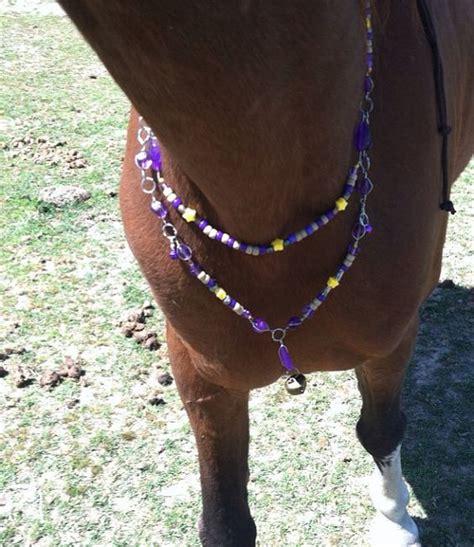 rhythm for horses rhythm playday purple tiered wire wrapped