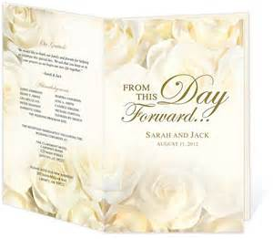 wedding program designs 17 best images about wedding programs design templates on
