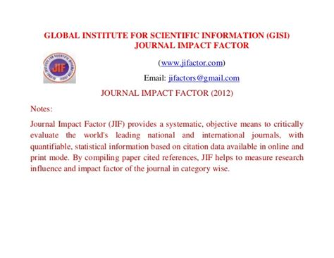 design journal impact factor journal impact factor 2012 1