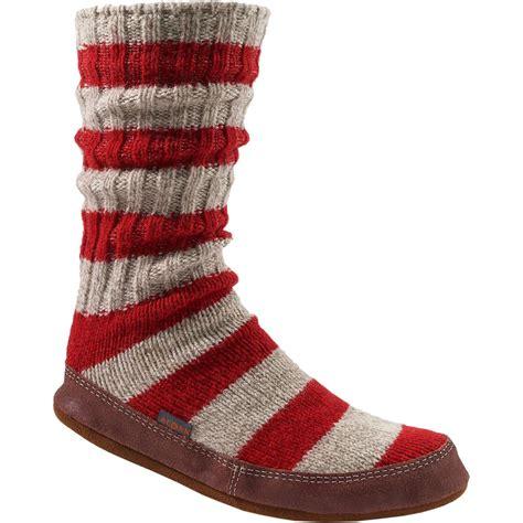 acorn mens slipper socks acorn slipper sock s ebay