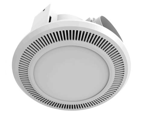 bathroom exhaust fan with led light mercator ultraline led high extraction bathroom exhaust