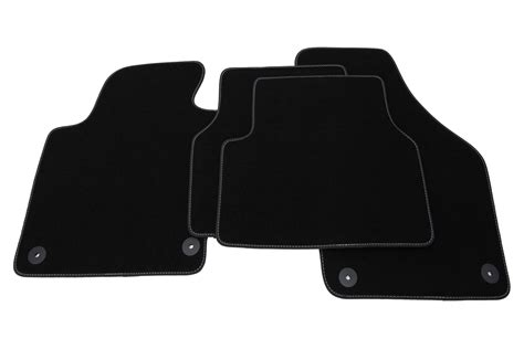 Winter Floor Mats For Cars by Winter Floor Mats For Vw Tiguan From 2007 12 2015 Lhd