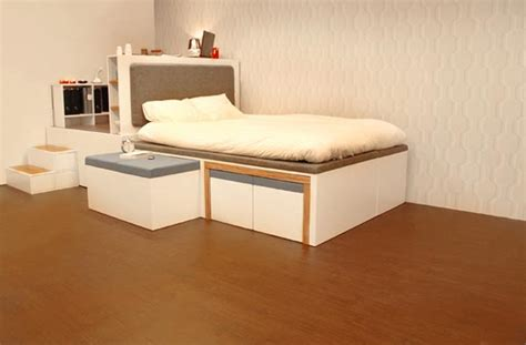 multipurpose bedroom furniture for small spaces multi purpose furniture the tiny life