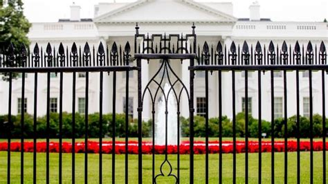 white house fence arts commission approves plan for higher white house fence fox news