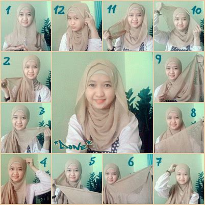 tutorial hijab paris ke kus lyra s online diary my tutorial hijab part ii