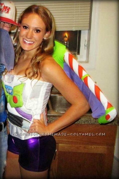 coolest diy costume idea story buzz lightyear costume
