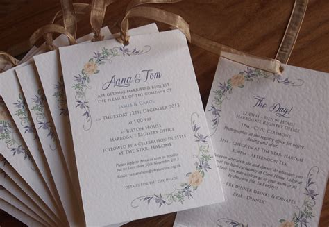 wedding invitations perth scotland thistle wedding invitations scottish wedding invitations