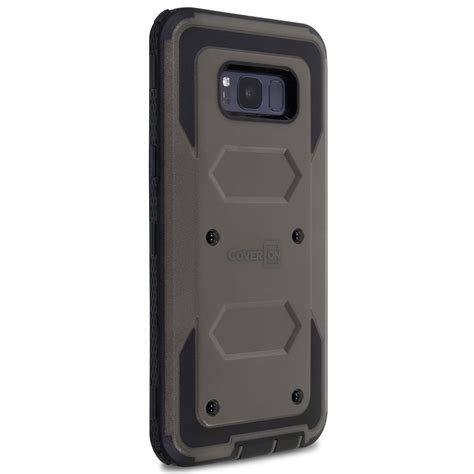 Samsung S8 Plus Usams Series Ber Casing Armor Cover Sarung for samsung galaxy s8 plus hybrid shockproof phone cover armor ebay