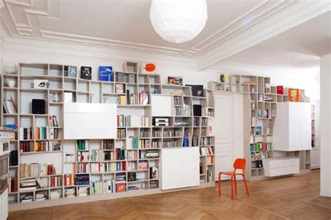 estante kallax olx 夢の 壁一面の本棚 にデスクやクローゼット ミニバーまで付いちゃった swollen wall インテリアハック