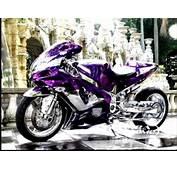 Spectra Chrome Purple Terror Bikemp4  YouTube