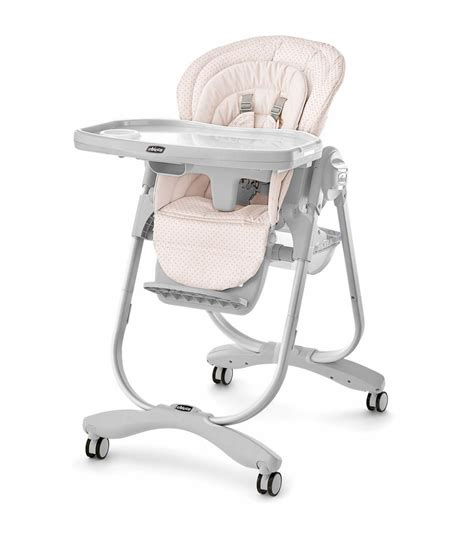High Chair Chicco by Chicco Polly Magic High Chair Lilla