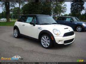 Pepper White Mini Cooper S 2010 Mini Cooper S Hardtop Pepper White Grey Carbon