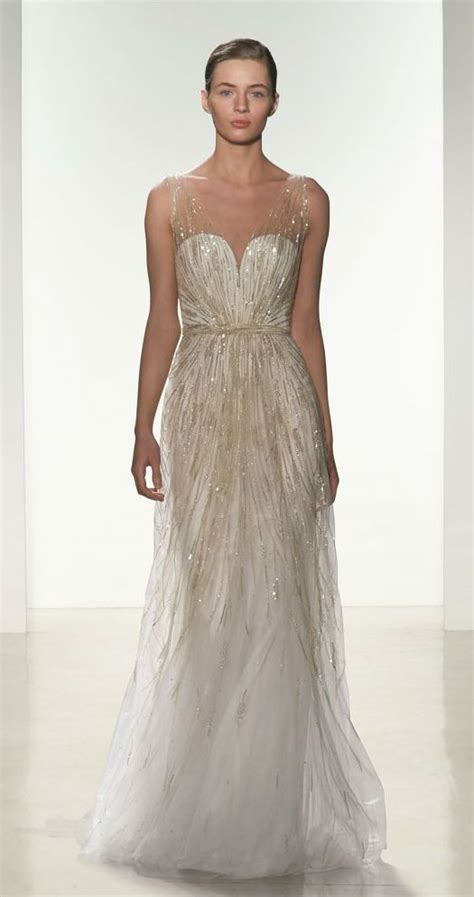 gold beaded wedding dress 17 best ideas about beaded wedding gowns on