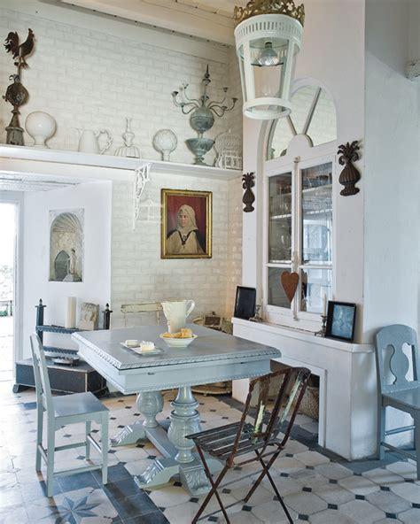 creating an imaginative world an antique interior