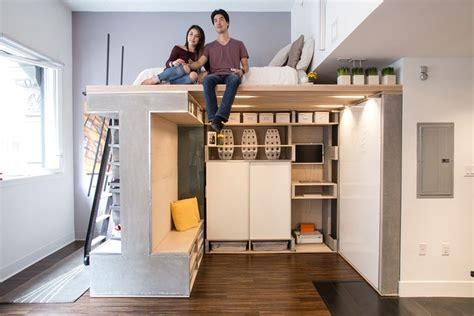 small loft design ideas small loft designed as a multifunctional and modern space