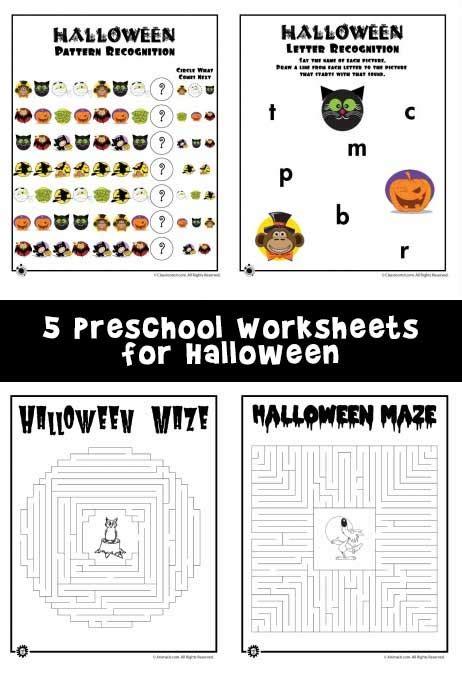 pattern recognition kindergarten activities preschool worksheets for halloween woo jr kids activities