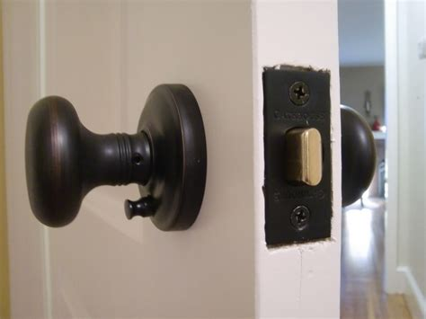 bedroom door knob replacing interior doors studio 1859