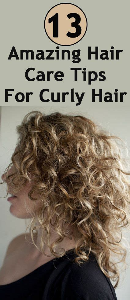 Pdf Hair Care Tips For Wavy Hair 13 basic curly hair care tips curlyhairstyles2015
