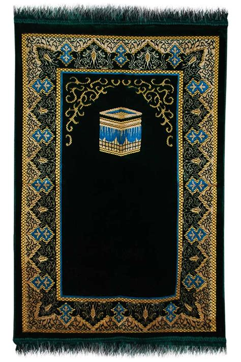 janamaz prayer rug best janamaz plush velvet muslim prayer rug from turkey rs196