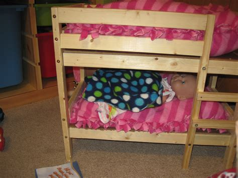 american girl bunk bed how to build an american girl bunk bed house photos