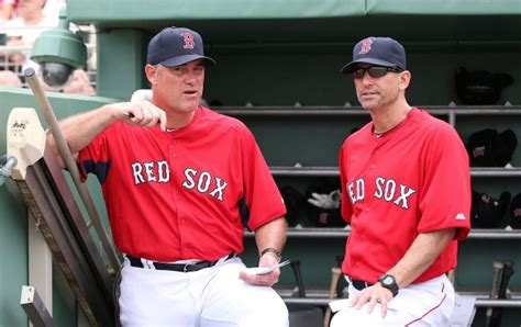 red sox bench coach cubs manager search likely to include red sox bench coach